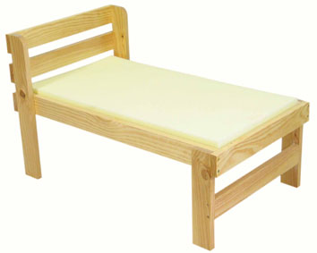 DP107 Wendy Bed & Mattress