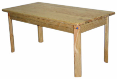 TC102 School Table 120x60x55 Image