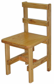 TC105 Wooden Chair Image