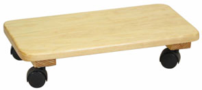 CO101 Rectangular Scooter Board Image