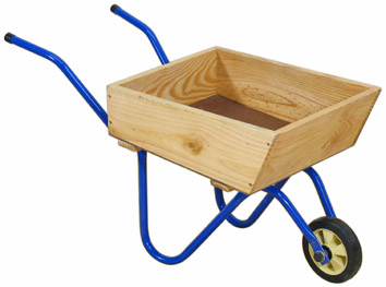 WT108 Wheelbarrow (Steel frame) Image