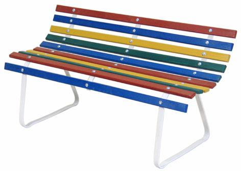TC106 Multicolour Bench Image