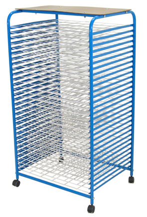 AC115 Drying Rack 25 tray